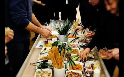 Modern Salad Bar